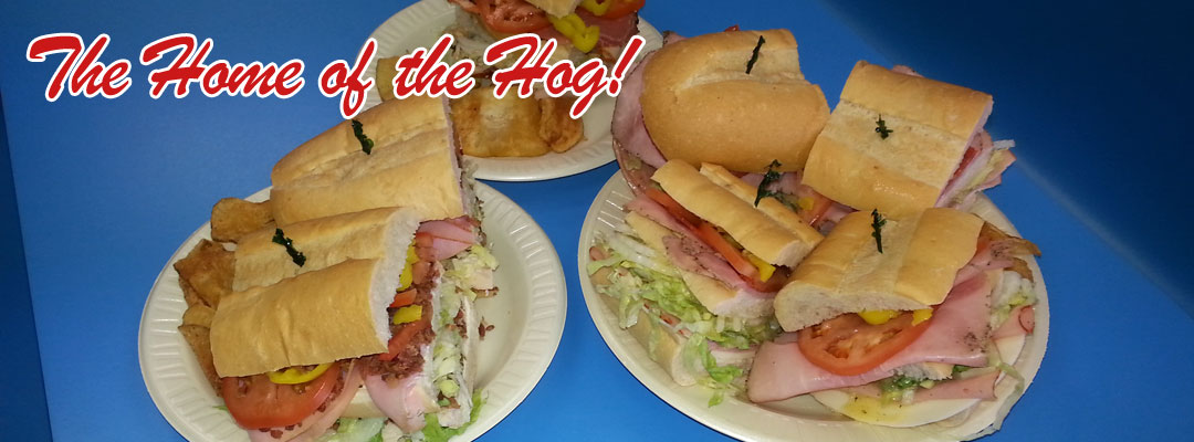 Wally's Deli - The Home of the Hog